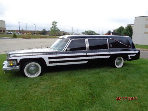 Great running 1974 Cadillac Fleetwood for sale