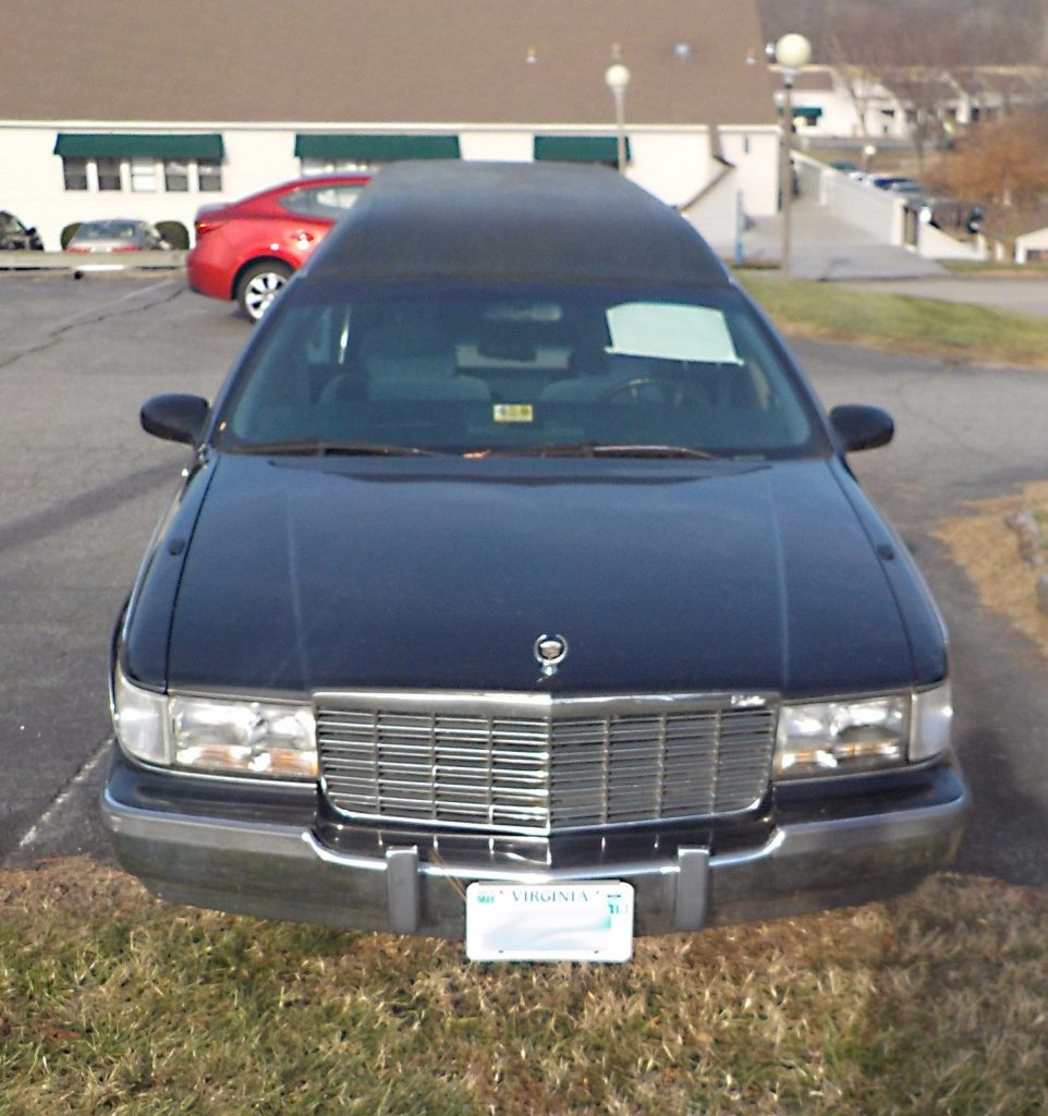 NICE 1996 Cadillac Fleetwood Sayers And Scoville For Sale