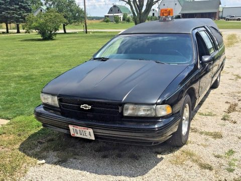 NICE 1992 Buick Roadmaster for sale