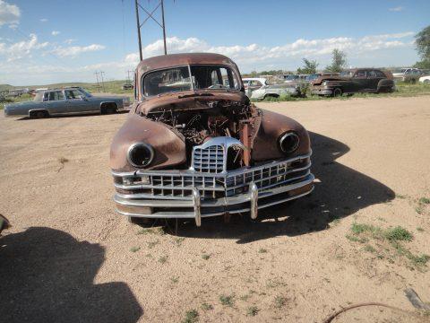 1948 Packard 200 – very little rust for sale