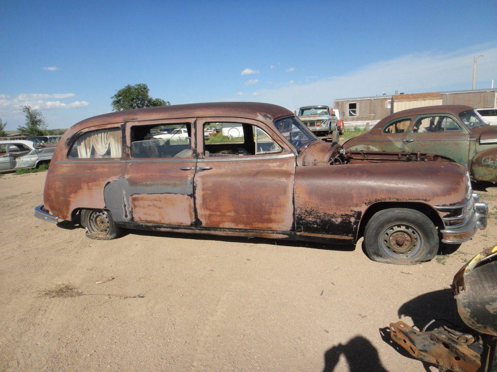 1948 Packard 200 – very little rust