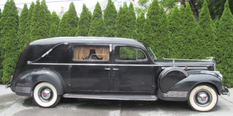 RARE 1942 Packard Henney Hearse for sale