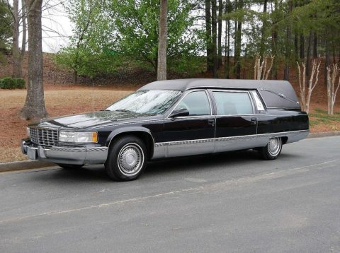 NICE 1996 Cadillac Fleetwood for sale