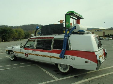 1971 Cadillac Fleetwood Ghostbusters – VERY RELIABLE for sale