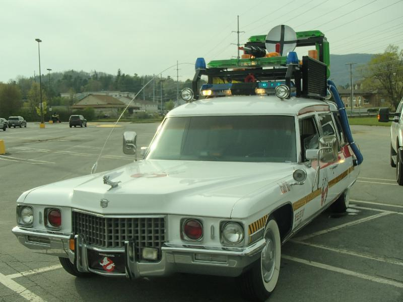 1971 Cadillac Fleetwood Ghostbusters – VERY RELIABLE