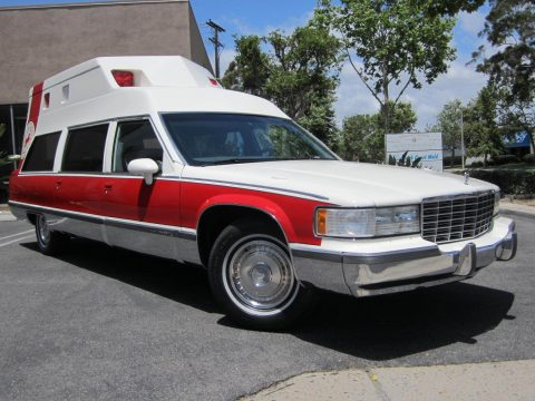 GREAT 1993 Cadillac Fleetwood for sale