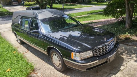 GREAT 1998 Cadillac DeVille for sale