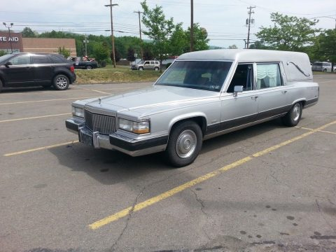 1990 Chevrolet Brougham Chrome – runs good for sale