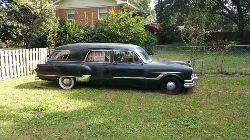 RARE 1953 Packard NU 3 Way